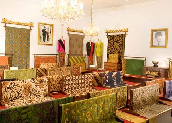 Batik-Variaties