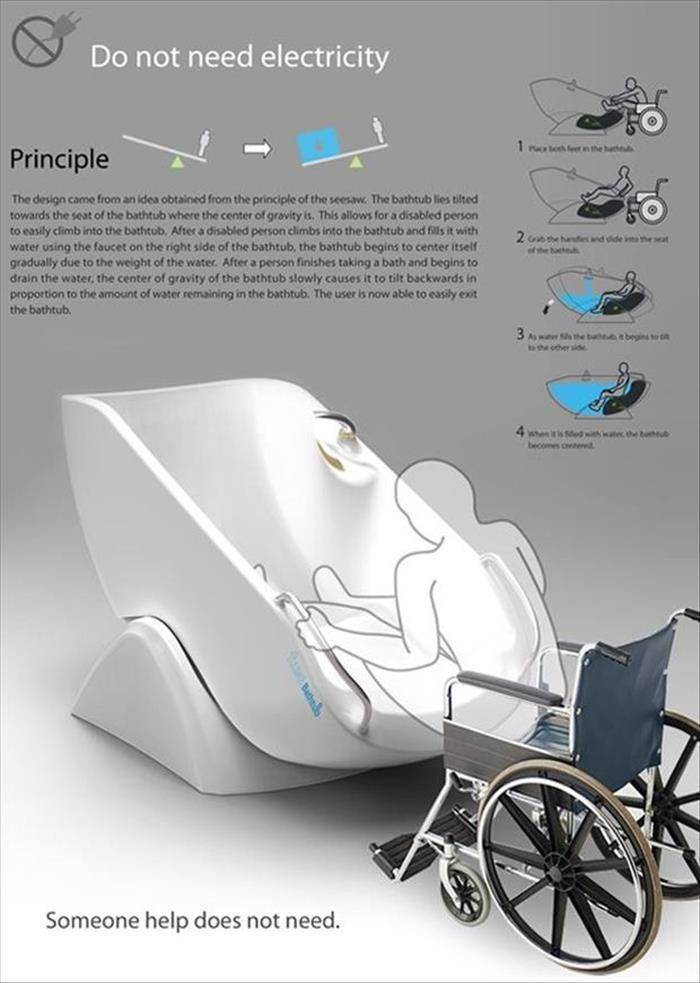 A-bathtub-for-the-elderly-or-wheelchair-users.