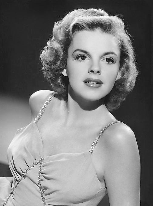 Judy Garland.